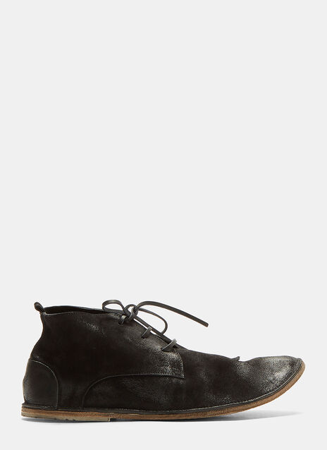 Marsèll Strasacco Caprona Rov.Ras Desert Boot Lace-Up Shoes