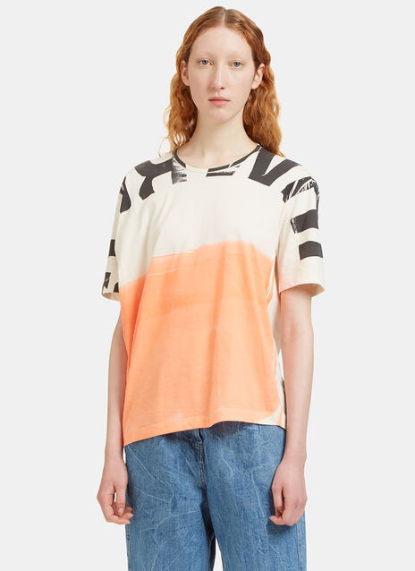 Anntian Edgy Printed T-Shirt