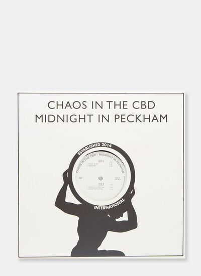 CHAOS IN THE CBD - MIDNIGHT IN PECKHAM (12'' EP)