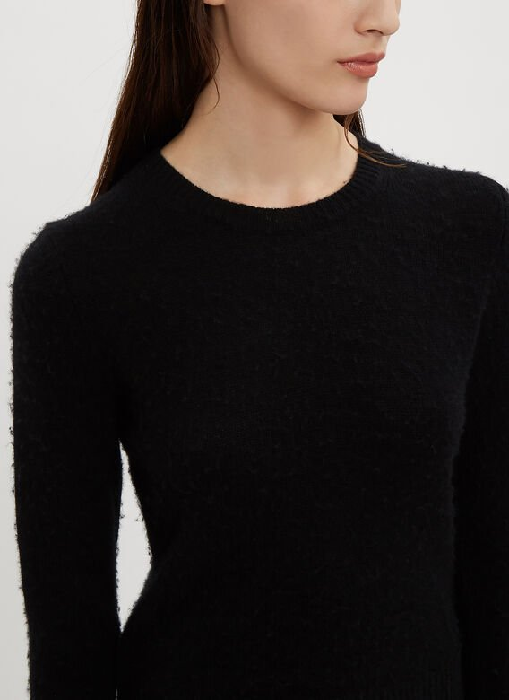 Acne Studios Classic Crew Neck Knit Sweater