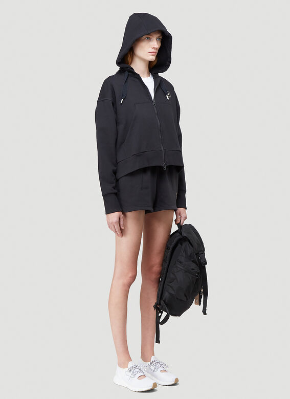 adidas by Stella McCartney FULL ZIP CROPPED HOODIE 2
