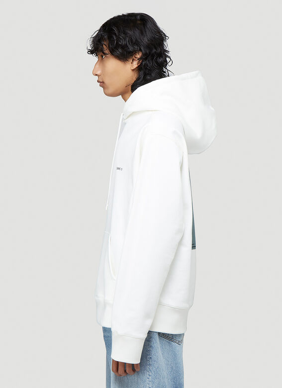 OAMC OUTLINE HOODIE KNITTED 3