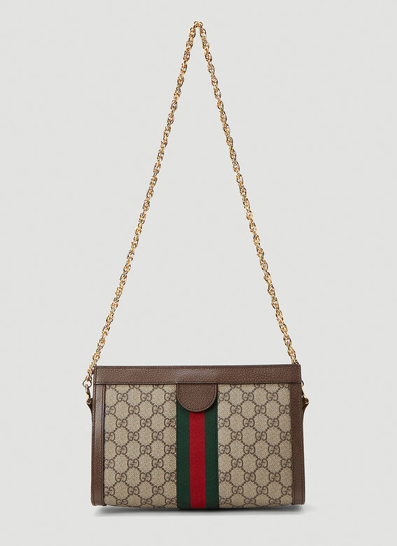Gucci Ophidia GG Print Small Shoulder Bag 4