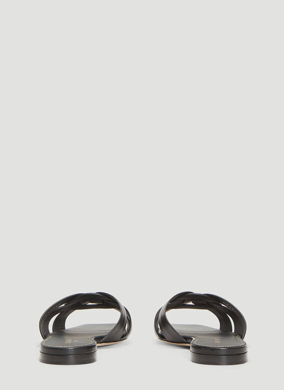 Saint Laurent NU PIEDS 05 SLIDE SA 4