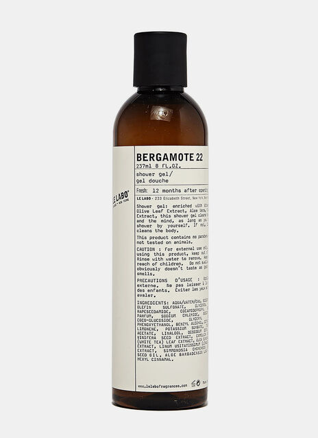 Le Labo Bergamote 22 Shower Gel