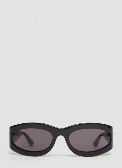 Bottega Veneta Oversized Acetate Sunglasses