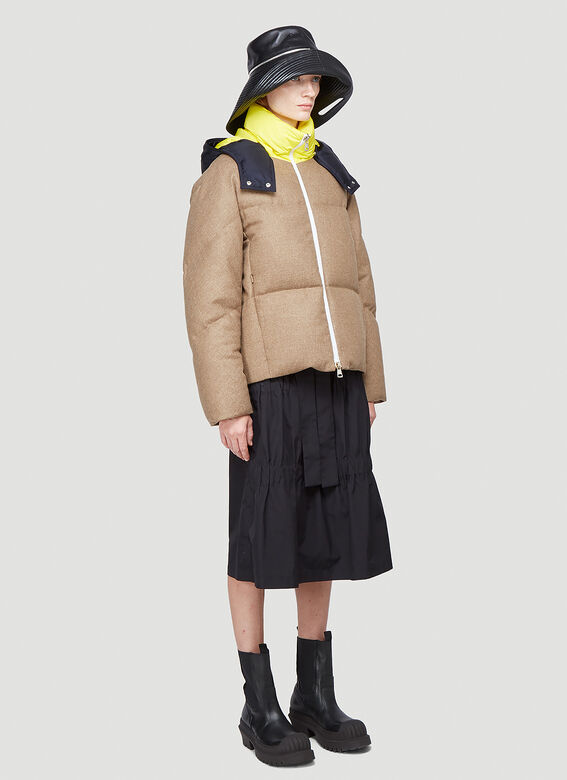 1 Moncler JW Anderson Stonory Down Jacket 2
