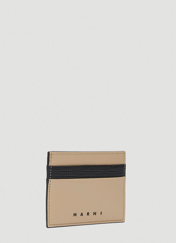 Marni Contrast Card Holder 2