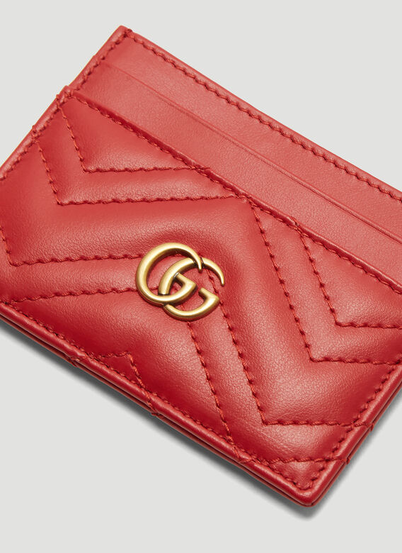 Gucci GG MARMONT CARD CASE 4