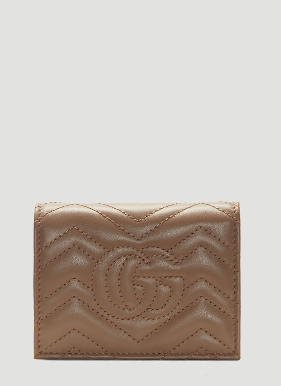 Gucci GG Marmont Leather Wallet 3