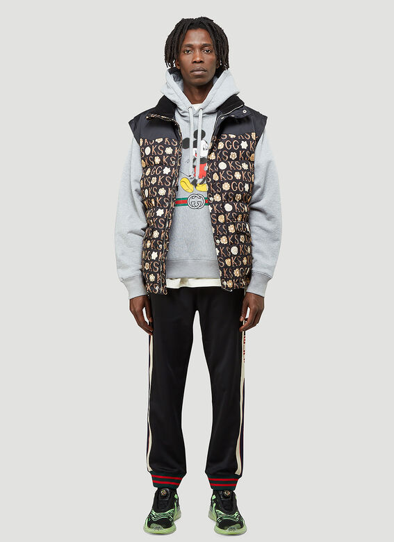 Gucci HOODED SWEATSHIRT 2