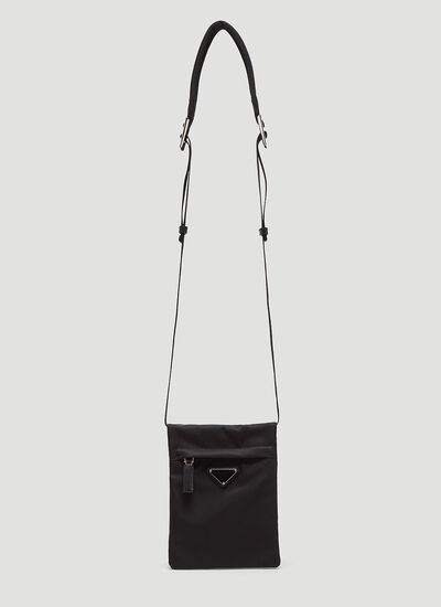 Prada Nylon Travel Cross-Body Bag