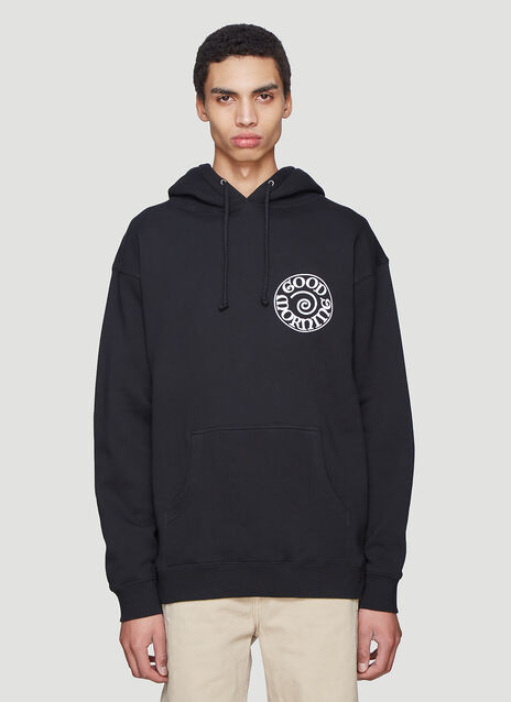 Good Morning Tapes Hooded Fergadelic Sweater