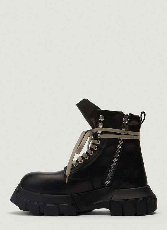 Rick Owens ARMY BOZO TRACTOR LGE 3
