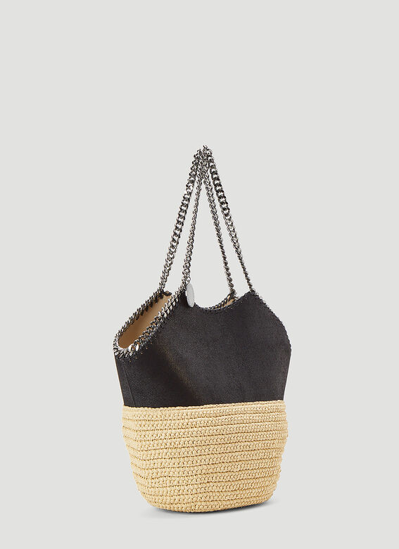 Stella McCartney Medium Tote Bag Half Half 3