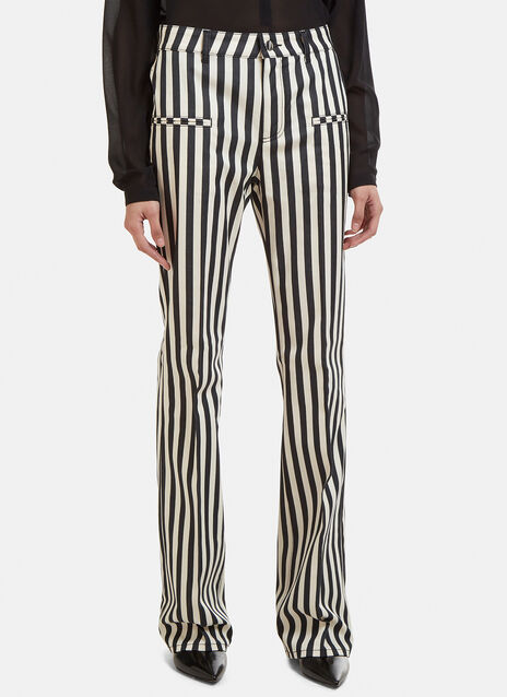 Altuzarra Striped Serge Pants