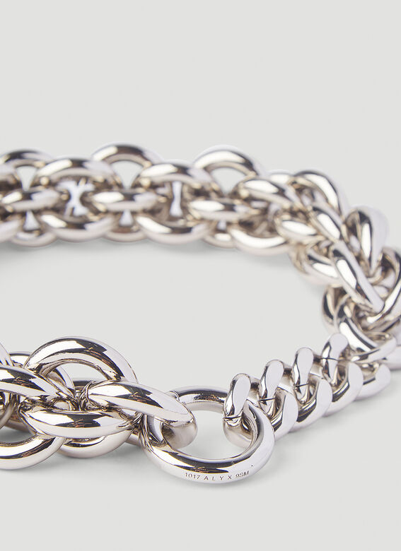 1017 ALYX 9SM Dual Chunky Chain Necklace 3