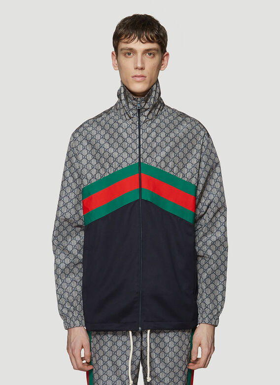 Gucci Technical Track Jacket