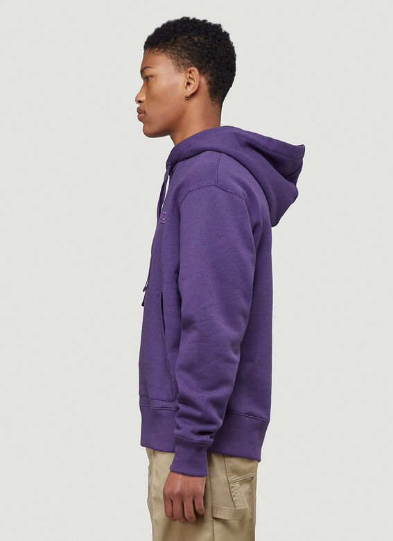 Acne Studios Logo Hooded Sweatshirt 3