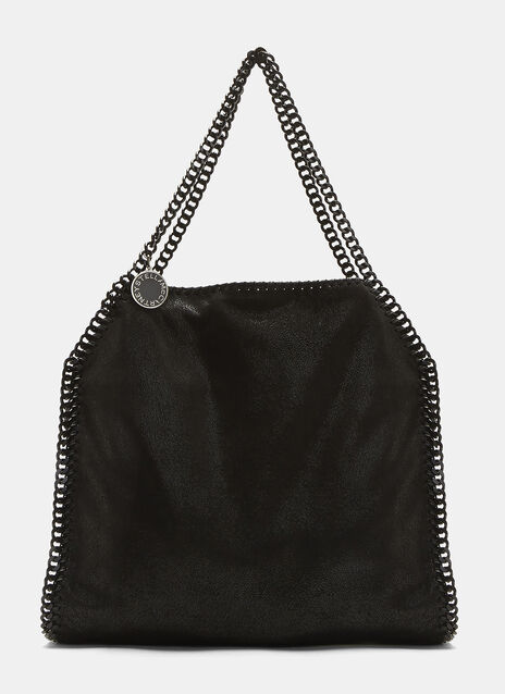 Stella McCartney Shaggy Deer Falabella Chain Tote Bag