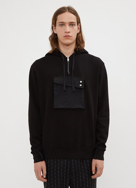 1017 ALYX 9SM Hooded Cargo Pocket Sweater
