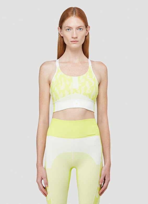 adidas by Stella McCartney TruePurpose Seamless Sports Bra 1