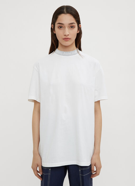 b9c305efff19 Acne Studios Gojina T-Shirt in White | LN-CC