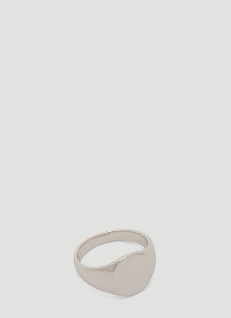 Tom Wood Mini Oval Ring