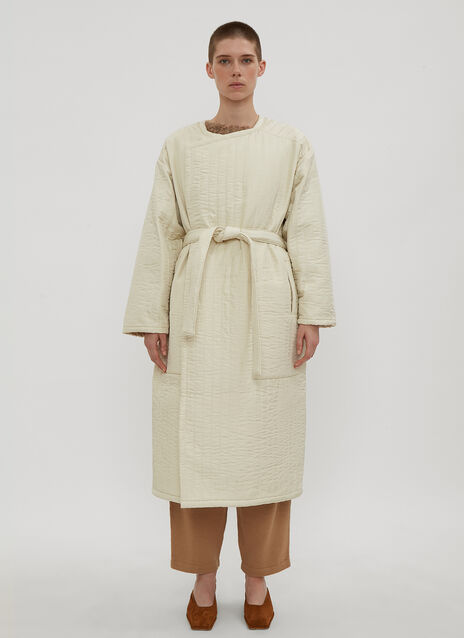 Lauren Manoogian Quilted Duvet Coat