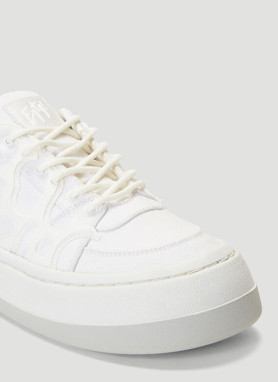Eytys 10.10 Sonic Canvas Sneakers 5