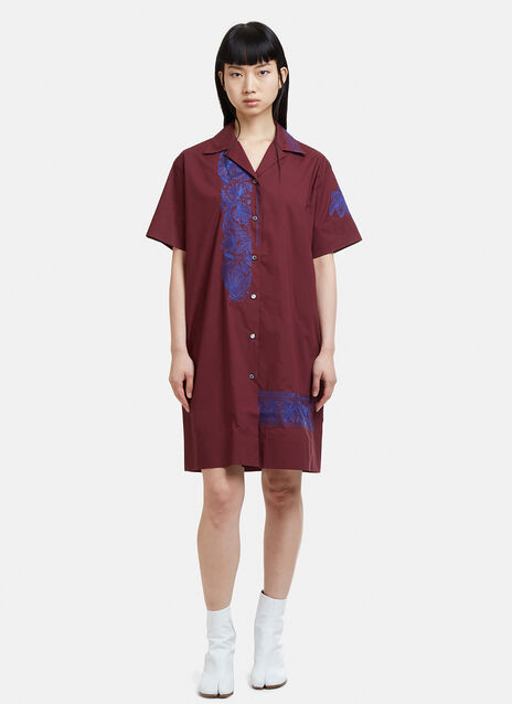 Acne Studios Jusso Shirt Dress