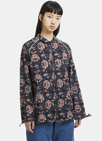 Story Mfg. Floral Cotton Jacket