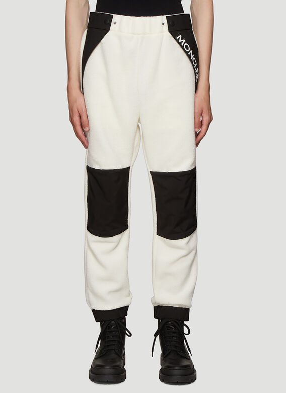 Moncler Grenoble Textured Track Pants