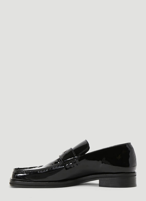 Martine Rose Roxy Patent Loafers 3