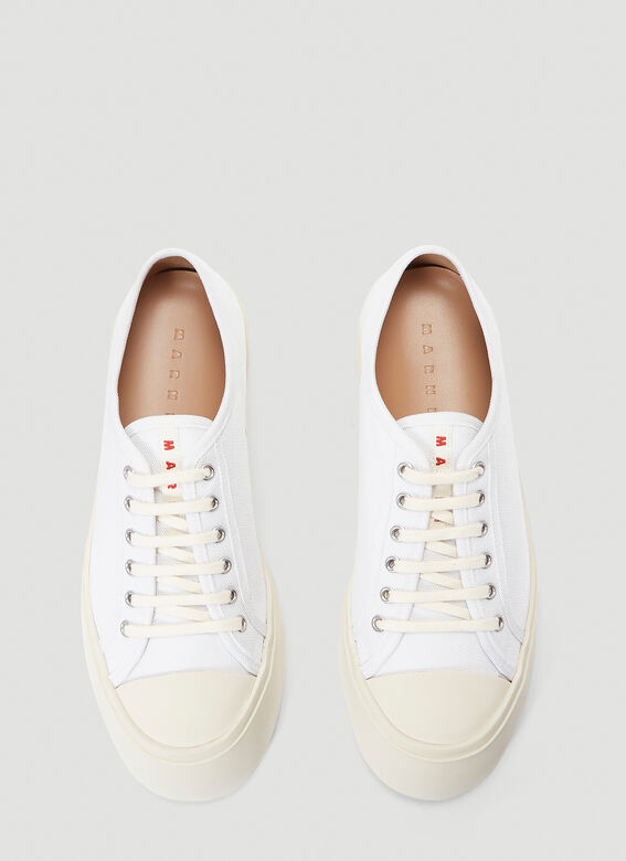 Marni CHUNKY SOLE LACE UP SNEAKER 2