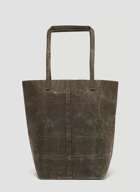 Funagata 002 Waxed Canvas Bag
