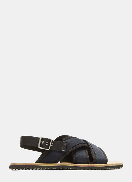Marni Cross-Over Sandals