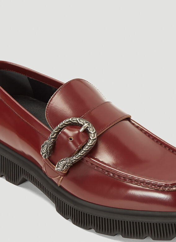 Gucci Mystras Loafers 5