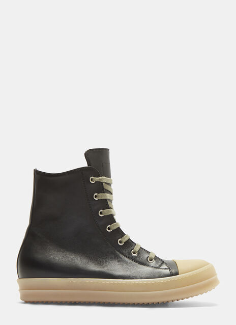 Rick Owens Hi-Top Sneakers