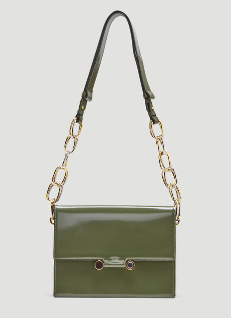 Marni Caddy Chain Shoulder Bag