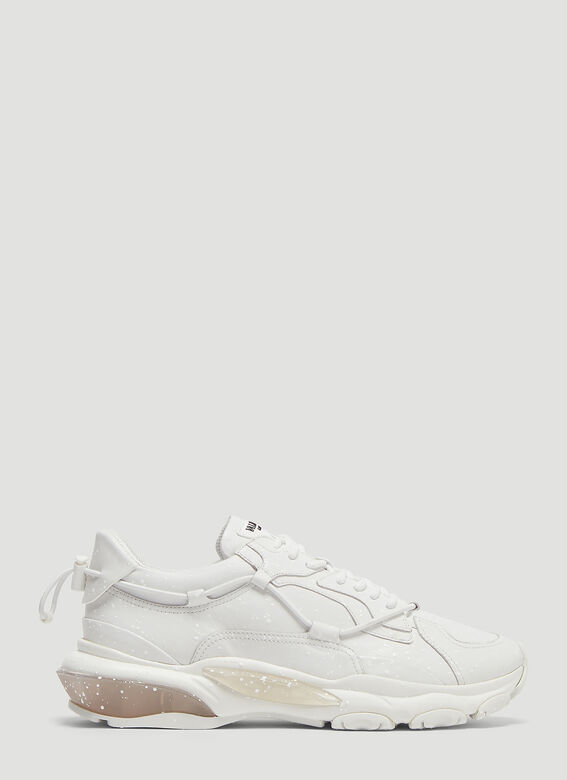 6c78fb19c84bc Valentino Bounce Paint Sneakers in White