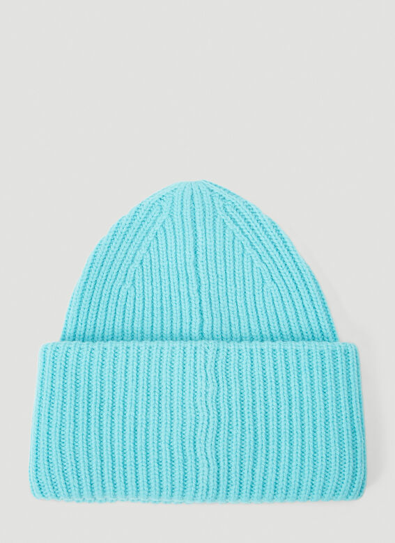 Acne Studios Pansy N Face Knit Hat 3