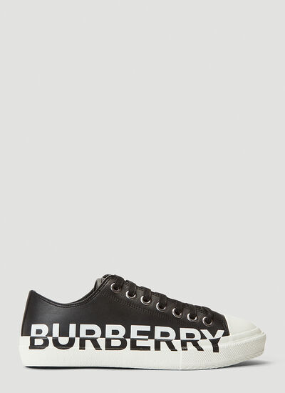 Burberry Logo Sneakers