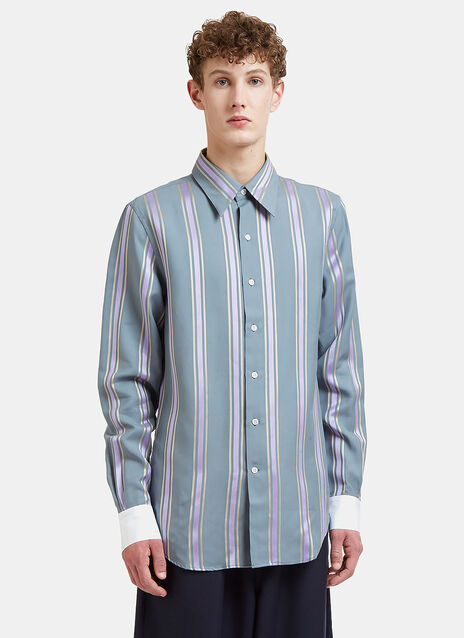 Acne Studios Code Wax Shirt
