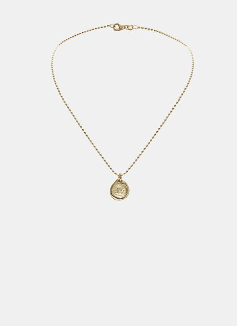 Hope Coin Necklace