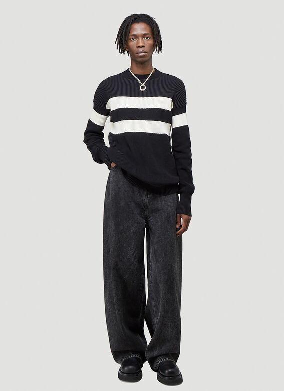 Marni CREW NECK L/S SWEATE 2