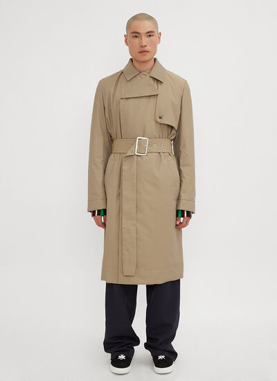 JW Anderson Wadded Trench Coat