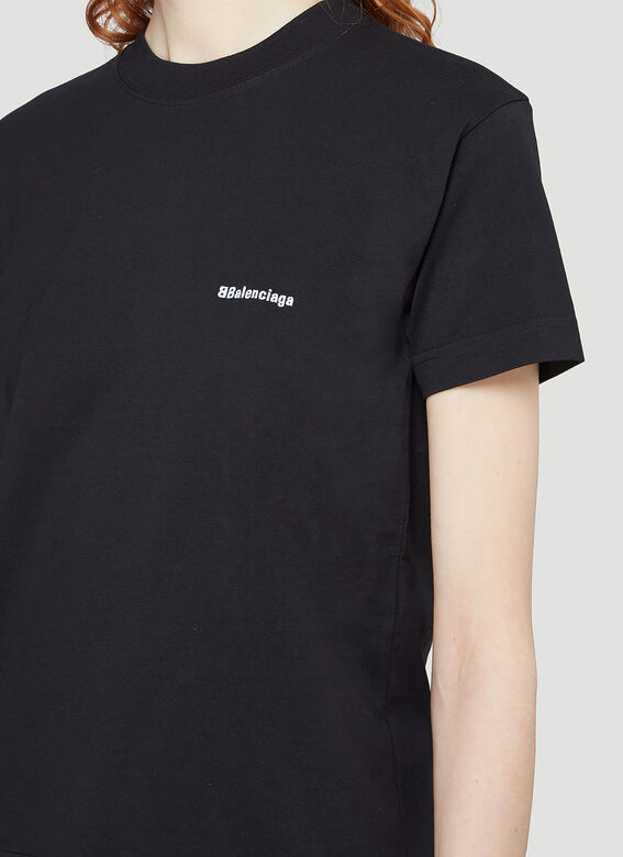 Balenciaga Small Fit T-Shirt 5