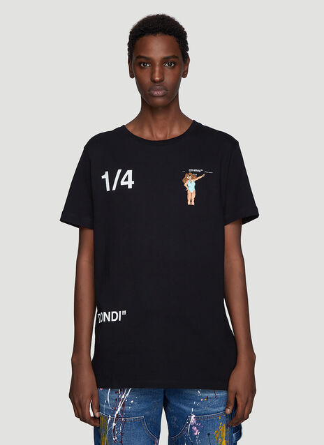 Off-White Dondi Woman T-Shirt