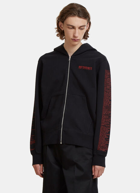 Reference Hooded Sweater